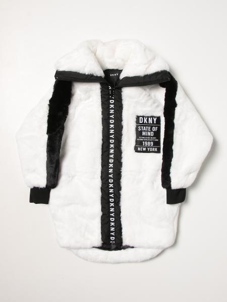 Dkny jacket with logo