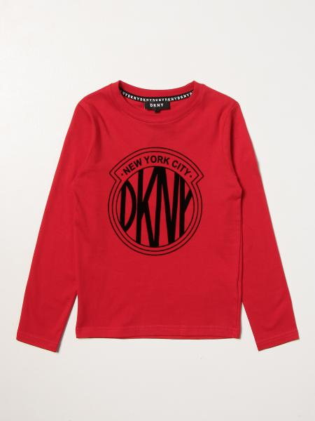 Dkny T-shirt with big logo
