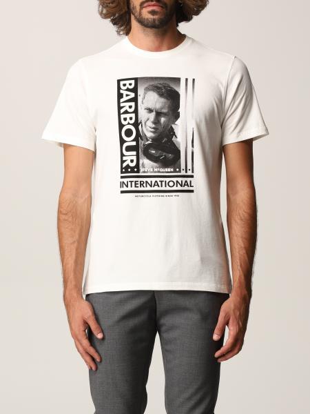 Barbour: T-shirt homme Barbour