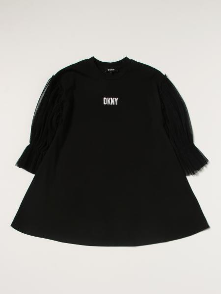 连衣裙 儿童 Dkny