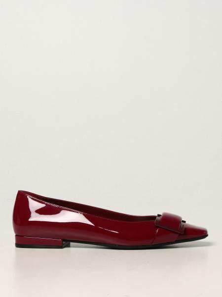 Sergio Rossi: 芭蕾平底鞋 女士 Sergio Rossi