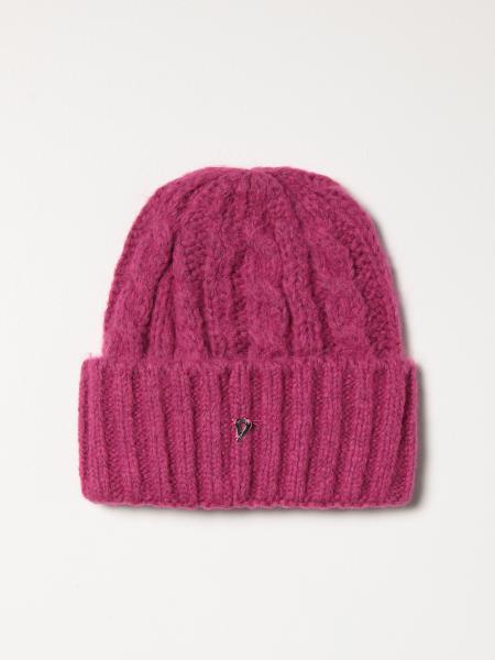 Cappello a berretto Dondup a trecce