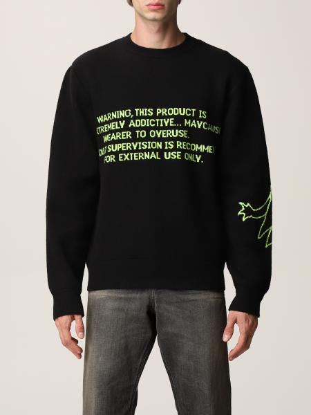 Diesel men: Diesel sweater in wool blend