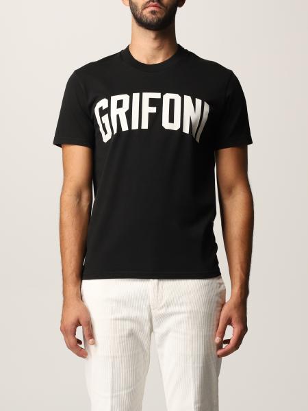 Mauro Grifoni: Футболка Мужское Mauro Grifoni