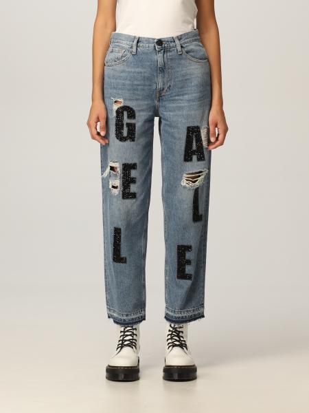 Gaëlle Paris: Jeans women GaËlle Paris