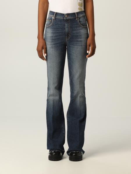 Love Moschino women: Jeans women Love Moschino