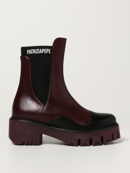 Patrizia Pepe ankle boot in leather