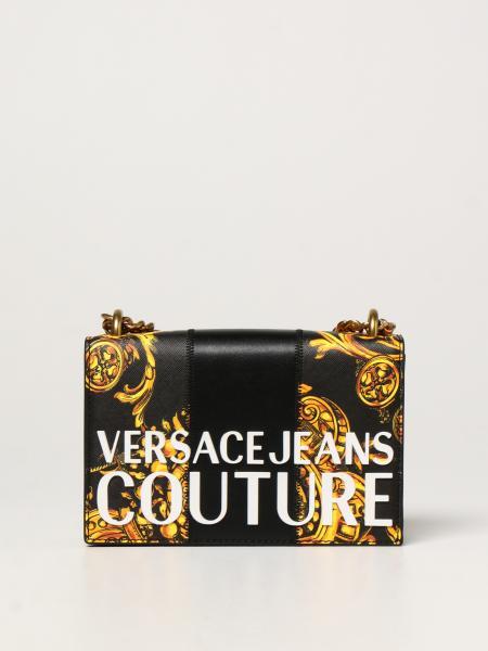 Versace Jeans Couture: Сумка с короткими ручками Женское Versace Jeans Couture