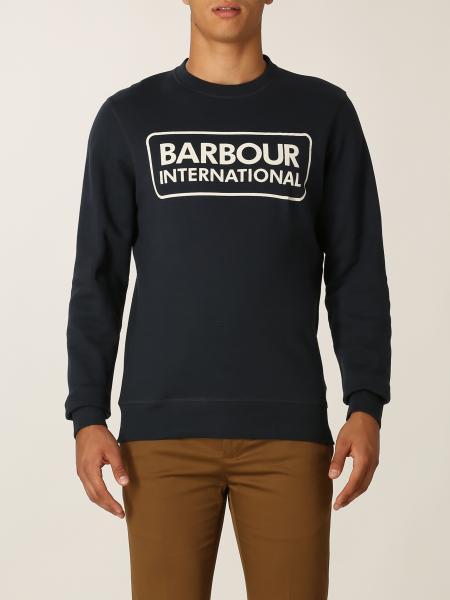 Felpa uomo Barbour