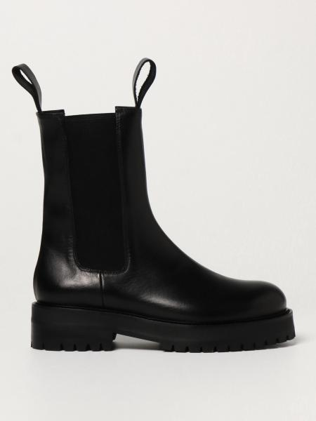 Dondup leather ankle boot