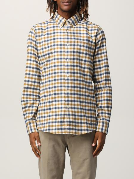 Camisa hombre Barbour