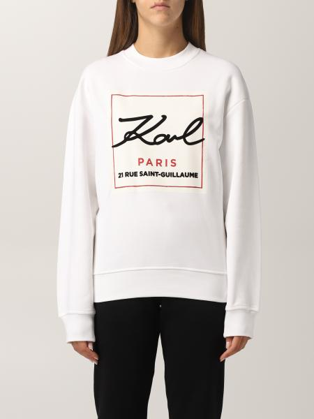Karl Lagerfeld 女士: 卫衣 女士 Karl Lagerfeld