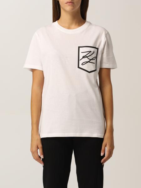 Karl Lagerfeld 女士: T恤 女士 Karl Lagerfeld