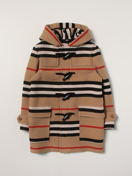 Coat kids Burberry