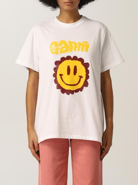 Ganni mujer: Camiseta mujer Ganni