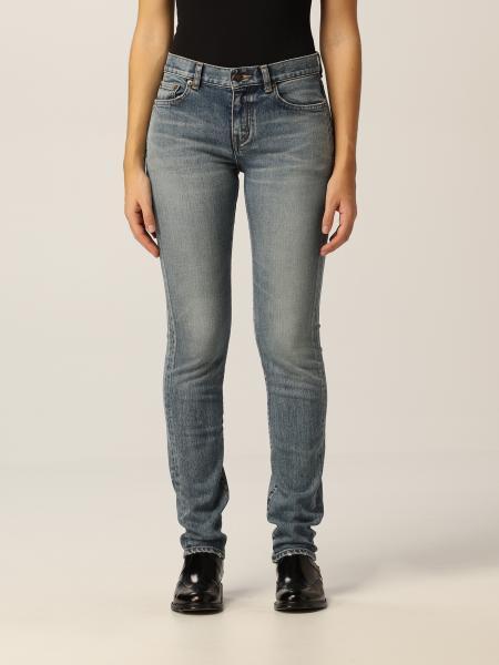 Jeans femme Saint Laurent
