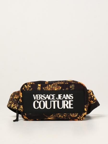 Marsupio Versace Jeans Couture in nylon Baroque