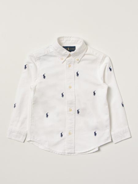 Hemd kinder Polo Ralph Lauren