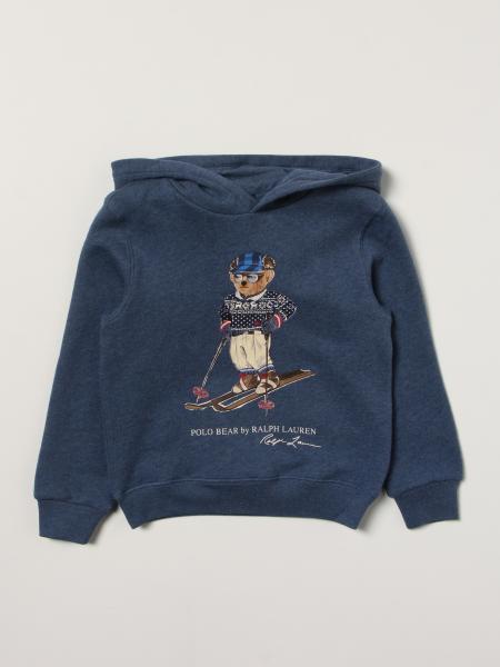 Polo Ralph Lauren sweatshirt with logo