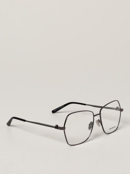 Balenciaga: Occhiali da vista Balenciaga in metallo