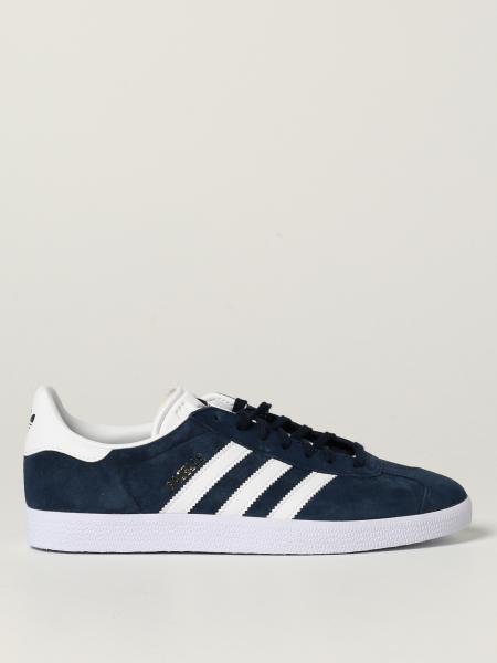 Sneakers Gazelle J Adidas in nabuk e pelle