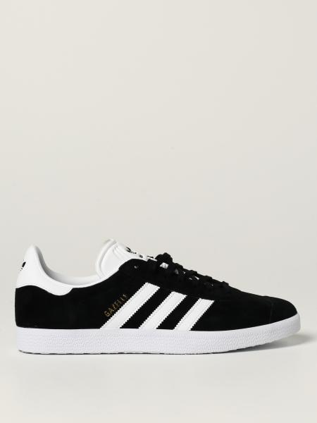 Sneakers Gazelle Adidas in camoscio e pelle sintetica