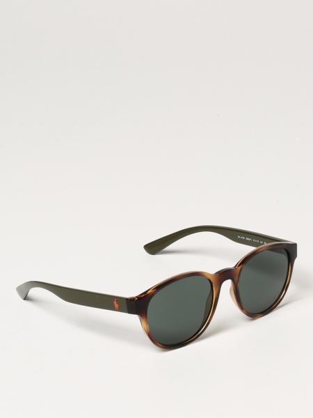 Occhiali da sole Polo Ralph Lauren in acetato