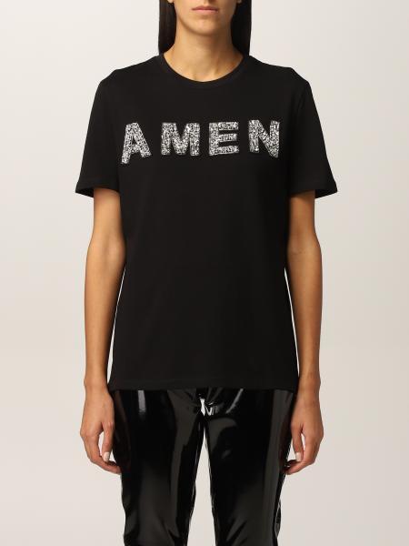 Amen women: T-shirt women Amen