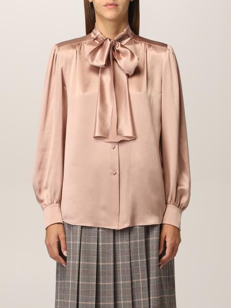 Alberta Ferretti donna: Camicia di seta Alberta Ferretti