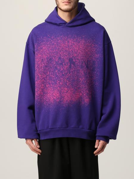 Marni: Sweatshirt men Marni