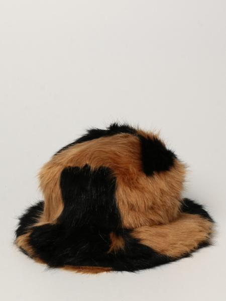 Cappello da pescatore Stand Studio in pelliccia sintetica