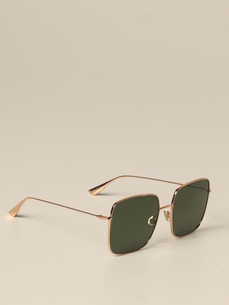 Christian Dior metal sunglasses