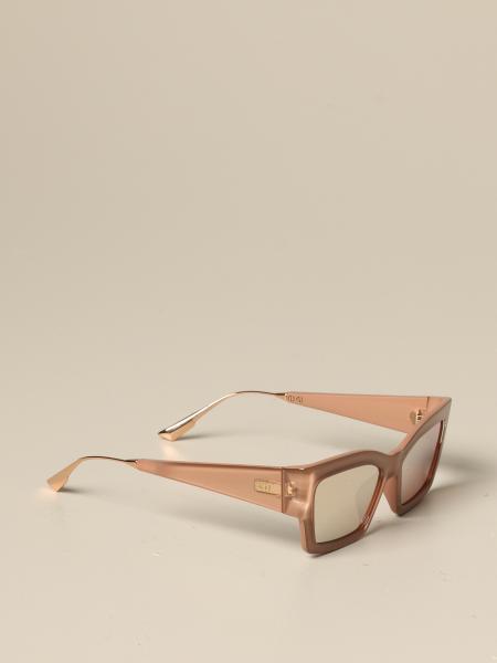 Christian Dior acetate sunglasses