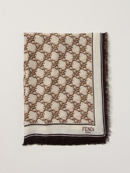 丝巾 女士 Fendi
