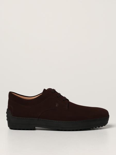 Brogue shoes men Tod's
