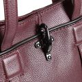 Shoulder bag FAY Burgundy - 3 | FAY NKWMAEA0200 EX5 - Giglio Fashion Store