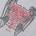 T-Shirt DSQUARED2 JUNIOR GRAU - 2 | DSQUARED2 DQ01XV D00GZ - Giglio Mode und Accessoires