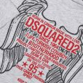 T-shirt DSQUARED2 JUNIOR Grey - 2 | DSQUARED2 DQ01XY D00KP - Giglio Fashion Store