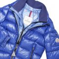 Jacke MONCLER JUNIOR ROYAL BLUE - 4 | MONCLER 95441990 53029 - Giglio Mode und Accessoires