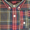 Camisa FRED PERRY Rojo - 2 | FRED PERRY M9531 - Giglio Moda y Complementos