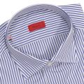Shirt ISAIA Blue - 2 | ISAIA C4657 - Giglio Boutique Online