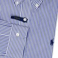 Shirt POLO RALPH LAUREN Gnawed blue - 2 | POLO RALPH LAUREN 710671886 - Giglio Boutique Online