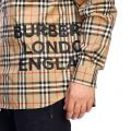 Shirt BURBERRY Beige - 4 | BURBERRY 8017567 - Giglio Fashion Store