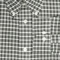 Camicia BROOKS BROTHERS Nero 1 - 2 | BROOKS BROTHERS 70595 - Giglio Moda Online