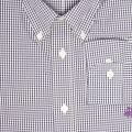 Hemd BROOKS BROTHERS VIOLETT - 2 | BROOKS BROTHERS 74045 - Giglio Mode und Accessoires