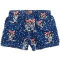 Short MC2 SAINT BARTH Blue - 2 | MC2 SAINT BARTH JEAN LIGHTING MICKEY SPACE JOU - Giglio Boutique Online