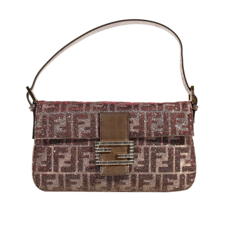 Shoulder bag Fendi: Shoulder Bag Fendi Women gold 1