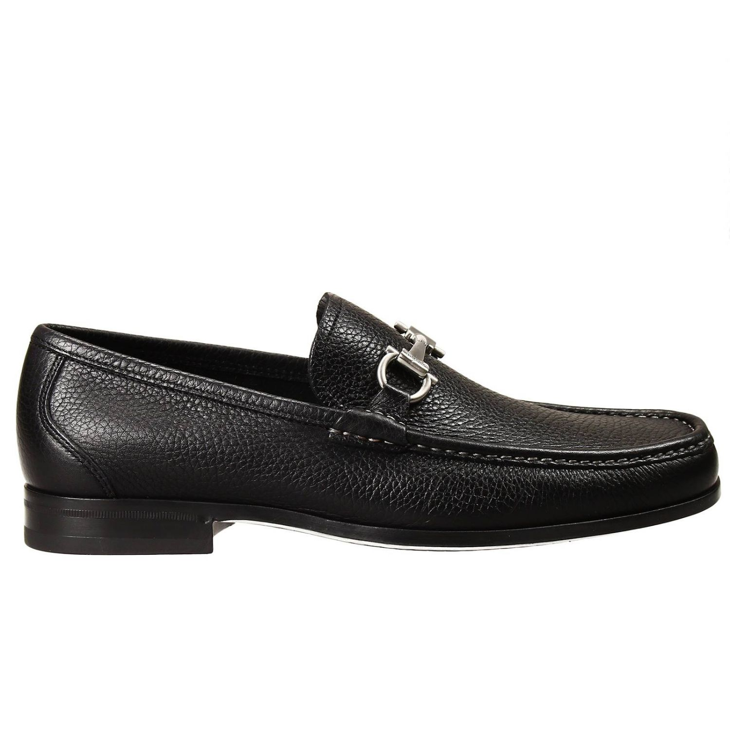 shoes magnifico loafer leather sole