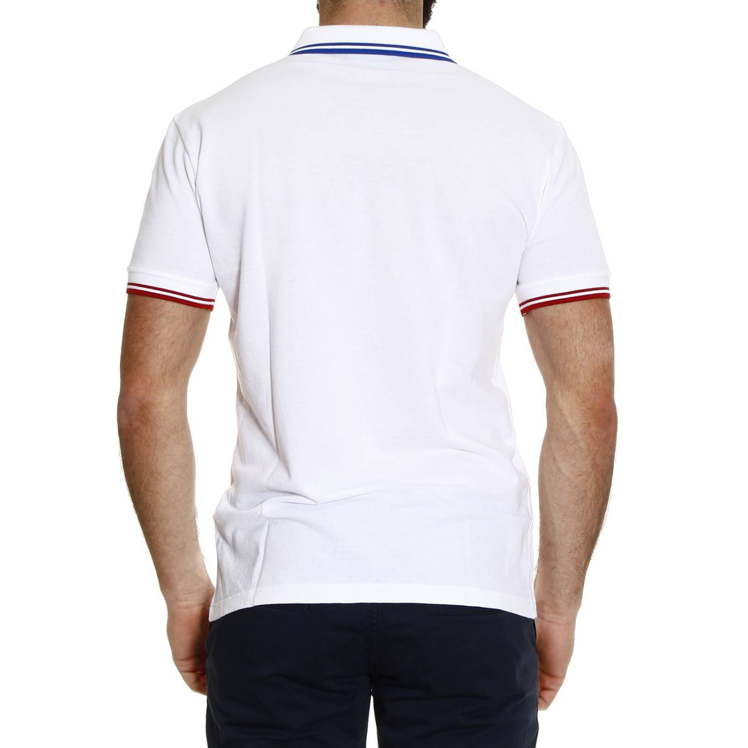 T-Shirt Fred Perry Men white 3