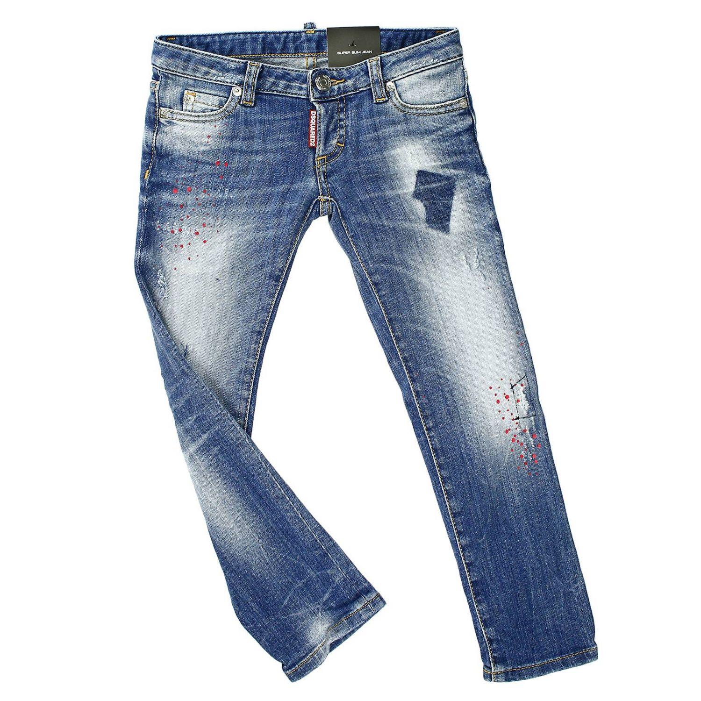 Jeans Dsquared2 Junior: Jeans Dsquared2 Junior Kids denim 1